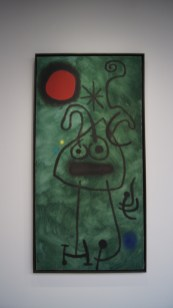 Miro - Peinture - 1953