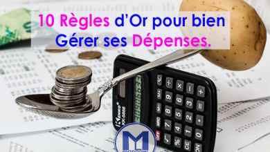 Photo of 10 Règles d'Or pour bien Gérer ses Dépenses.
