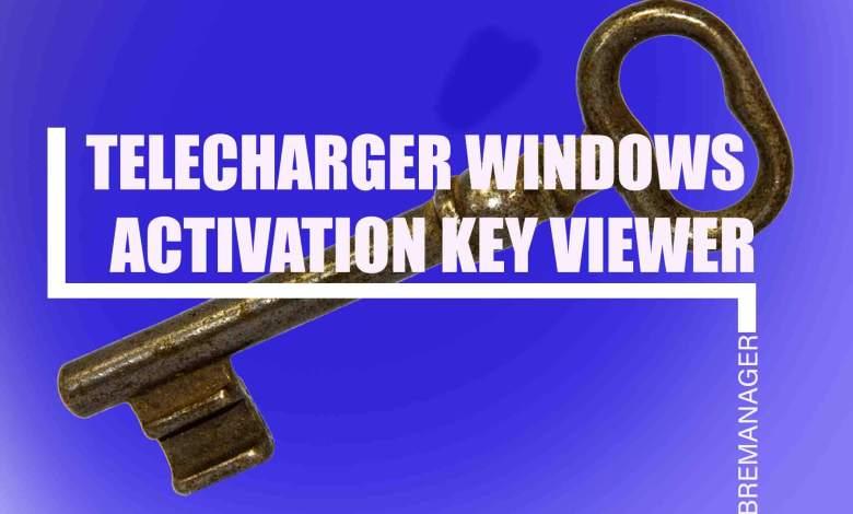 Télécharger Windows Activation Key