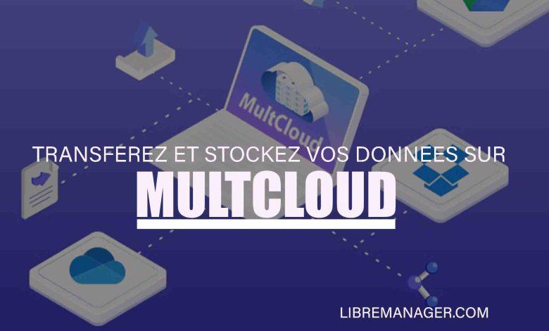 MultCloud un service web