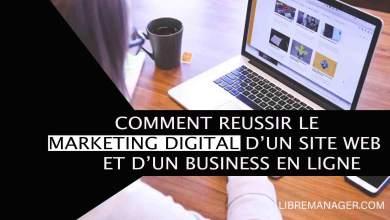Photo of Comment Réussir Le Marketing Digital d'un Blog Professionnel