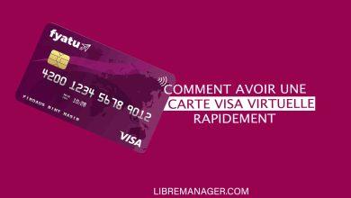 Photo of Avis sur FYATU :  Offre d'une Carte VISA Virtuelle à 5$ Pour les Achats en Ligne.