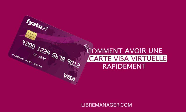 Avis complet sur Fyatu et la carte visa virtuelle