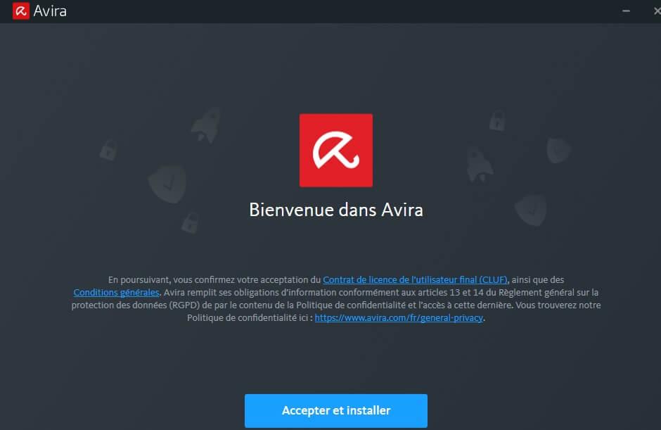 Télécharger avira antivirus gratuit pour windows