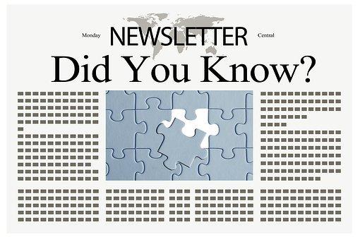 le mailing-list et les newsletter