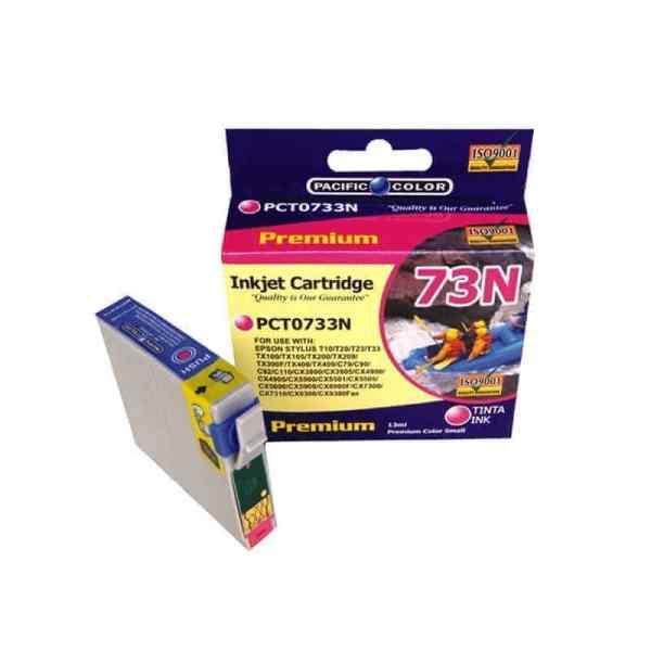 tinta pacific color 733 magenta para epson