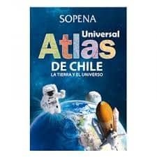 ATLAS UNIVERSAL DE CHILE Y SUS REGIONES SOPENA
