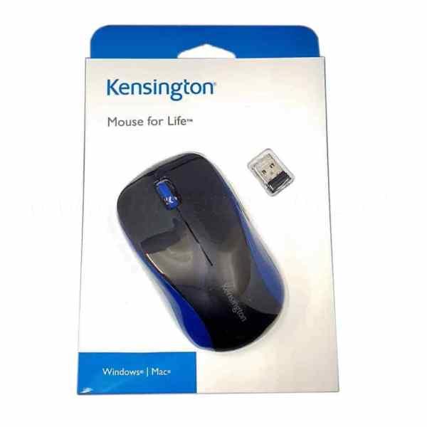MOUSE FOR LIFE BLUE KENSINGTON CLICK SILENCIOSO 27108_K72464_2
