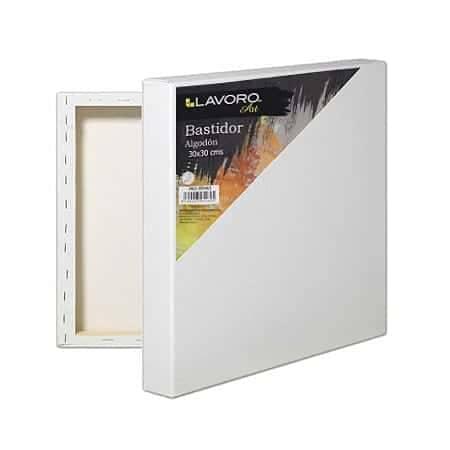 BASTIDOR 30X30CM LAVORO ART ALGODON -395463