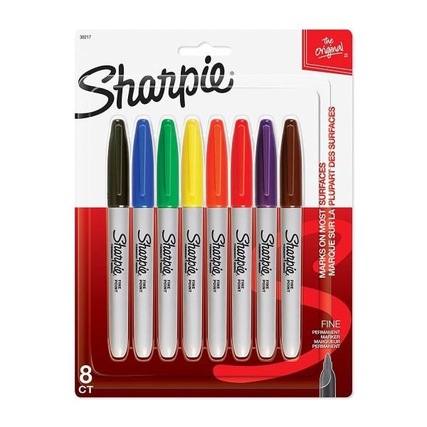 set-sharpie-8-colores