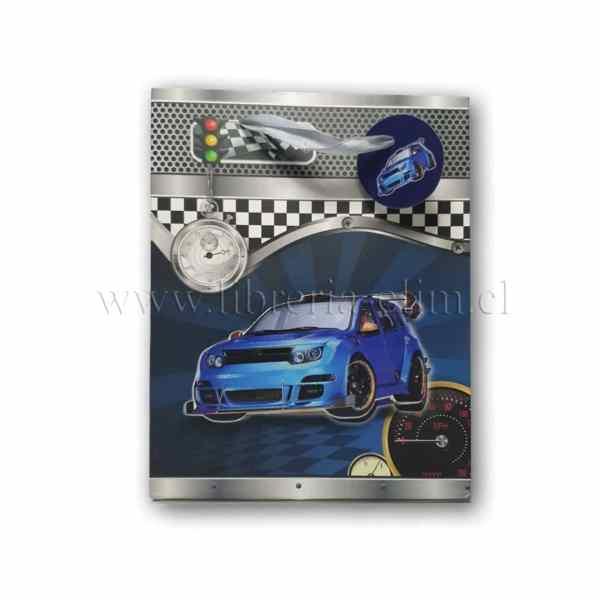 bolsa regalo racing 3100509-3