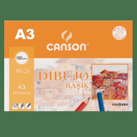 canson basik a3