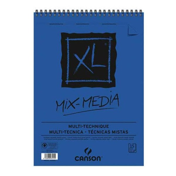 canson mix media A3