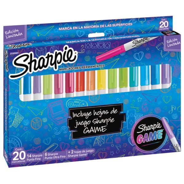 sharpie-game-20-pcs