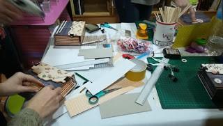 scrap2 5 - Crónica de un taller...