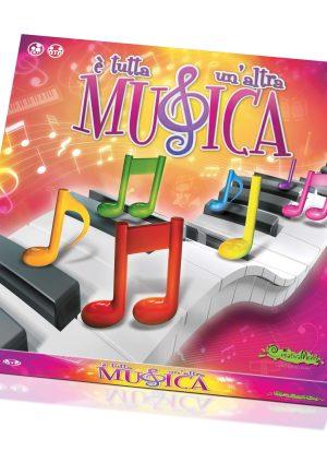 note musicali, tutta un'altra musica