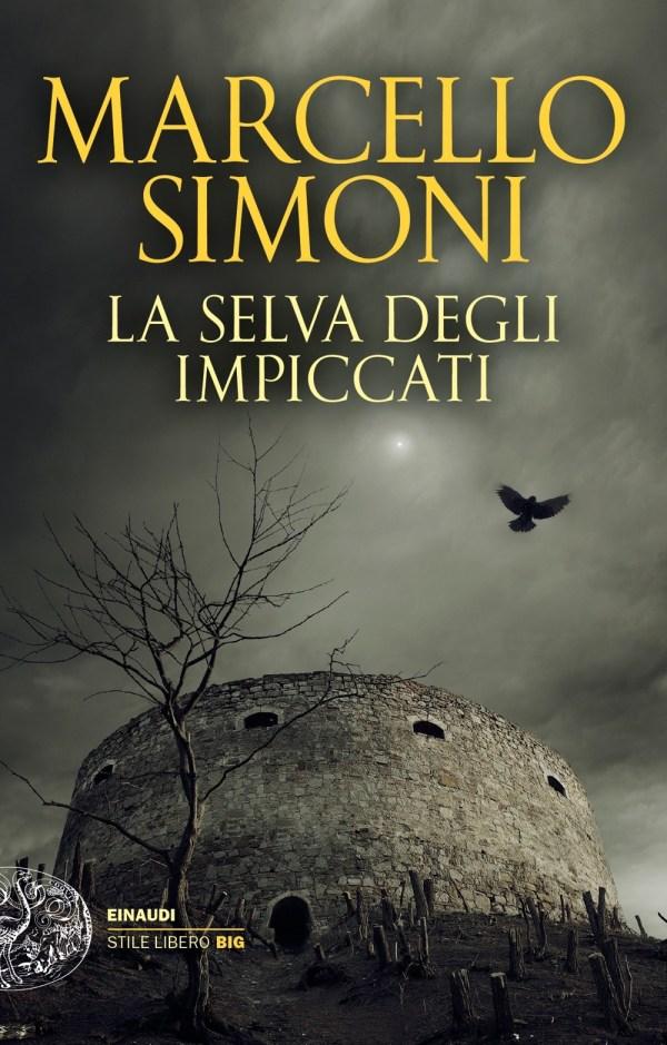 Copertina La selva degli impiccati di Simoni