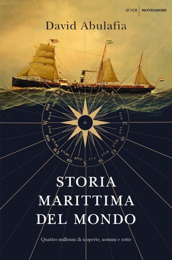 Copertina Storia Marittima del Mondo