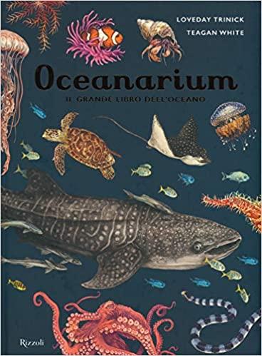 Copertina di Oceanarium di Trinick