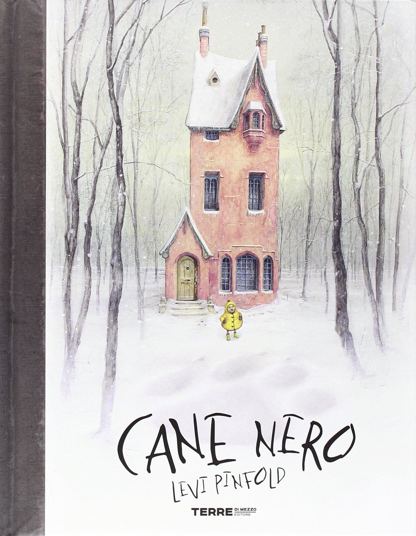 copertina del libro Cane nero