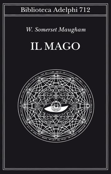 Copertina del libro Il mago