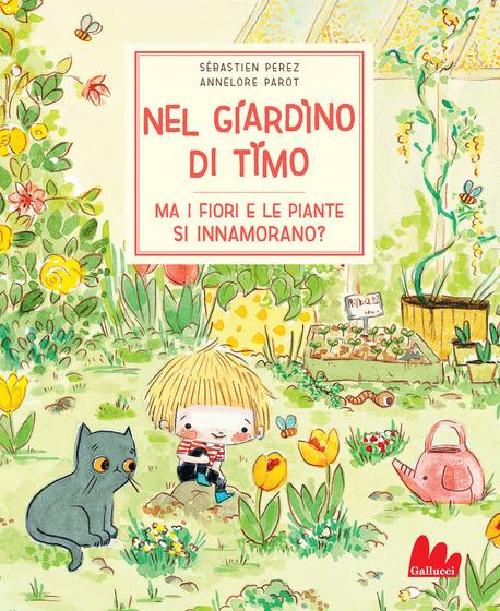 Copertina del libro Ma i fiori e le piante si innamorano?