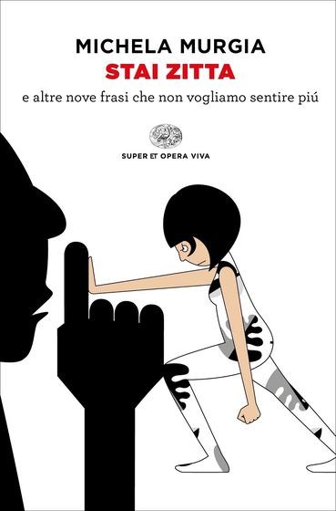 Copertina del libro Stai Zitta