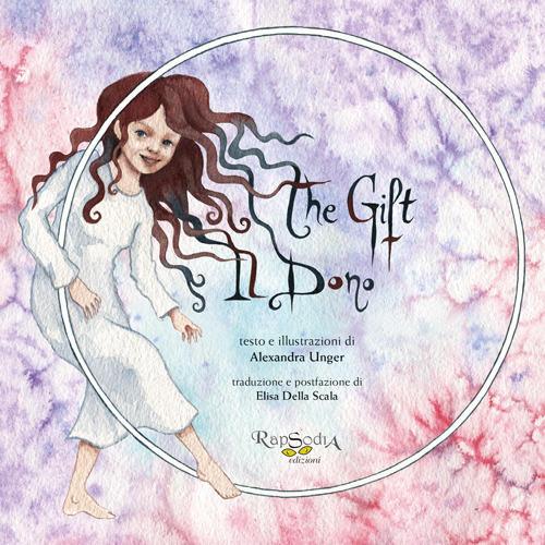 Copertina del libro The gift Il dono