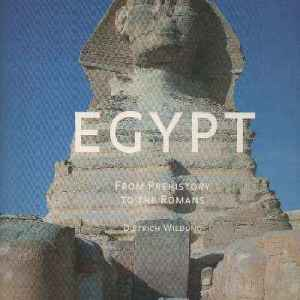 EGYPT: FROM PREHISTORY TO THE ROMANS.