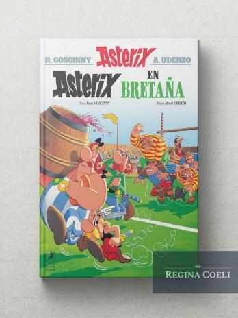 ASTERIX EN BRETAÑA (Nº 8)