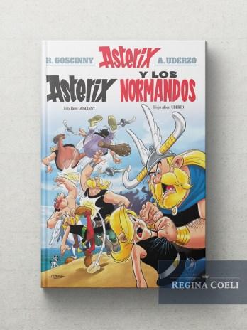 ASTERIX Y LOS NORMANDOS (Nº 9)