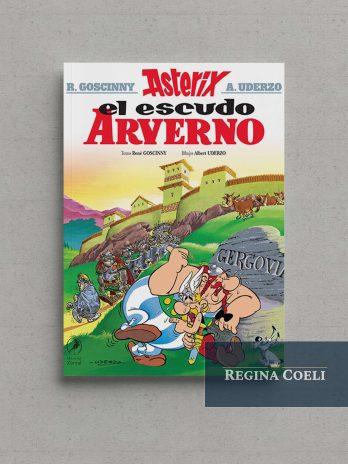 ASTERIX EL ESCUDO DEL ARVERNO (Nº 11)