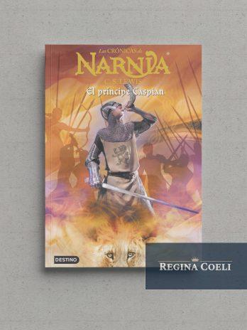 LAS CRÓNICAS DE NARNIA – EL PRÍNCIPE CASPIAN (N.º 4)