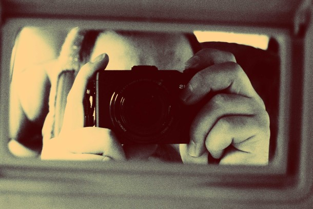 Free photo: Photographer