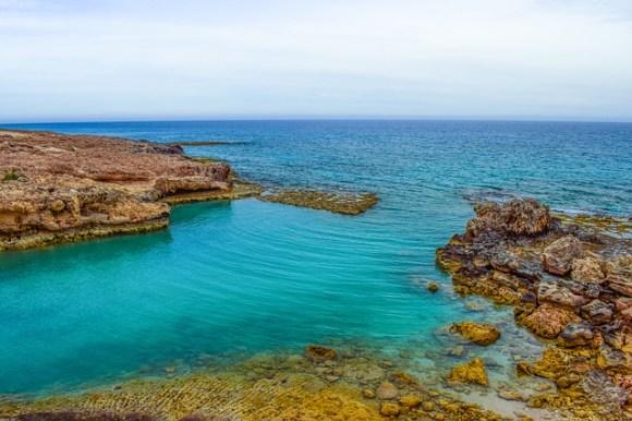 Costa en Chipre