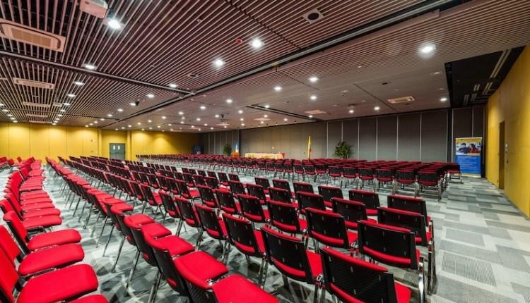 GMHopera nuevo centro de convenciones en Bogotá