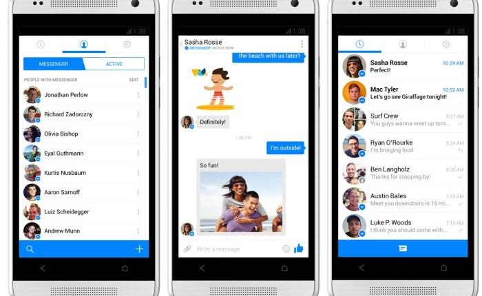 Facebook Messenger, llamadas hasta con 50 personas a la vez