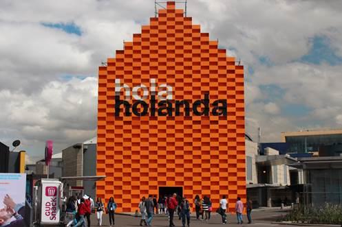 El Reino de los Países Bajos, invitado de honor a la  FILBo, uno de los más lectores del mundo