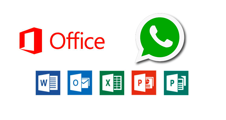 Ahora podemos enviar documentos de Office por WhatsApp