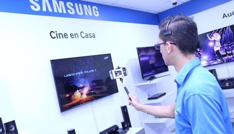 Video Chat, nueva opción de atención al cliente de Samsung