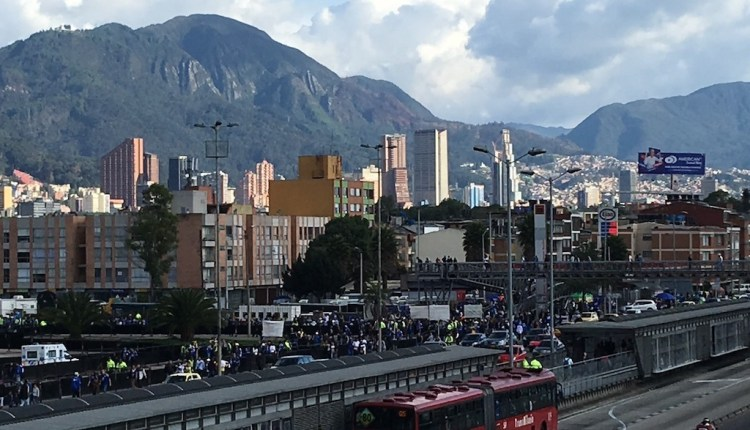 86% de los ciudadanos se siente  inseguro en Bogotá: encuesta