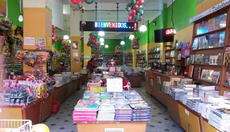 Outlet de libros en Corferias