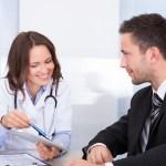 Médicos empresariales