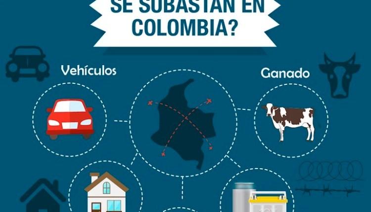 Las subastas virtuales se hacen visibles en Colombia