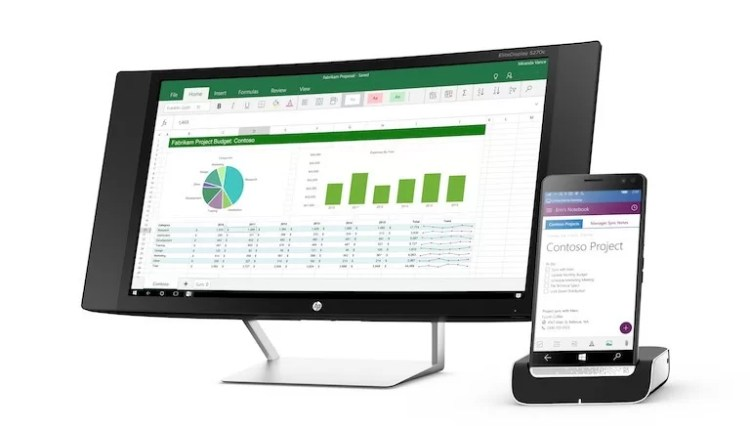 La Elite x3 de HP promete convertir el espacio de trabajo en un ecosistema móvil