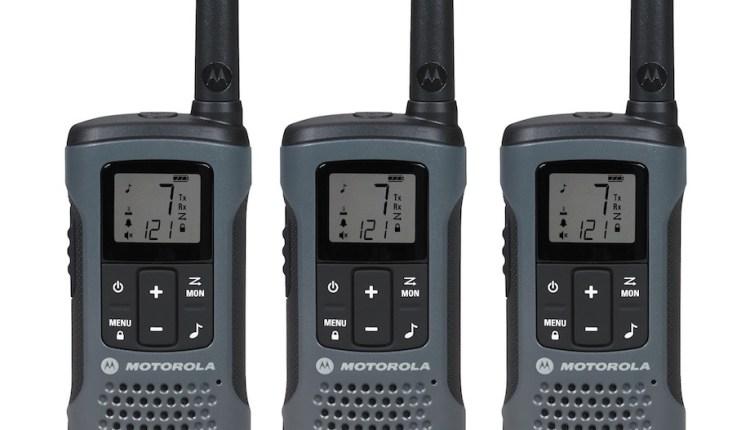 El radioteléfono, una buena solución para las familias