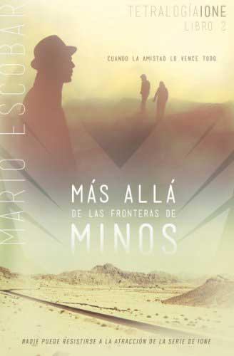 Saga Ione- Más allá de las fronteras de Minos