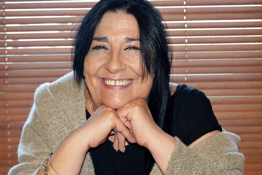 Antonia J Corrales en mujeres de agua