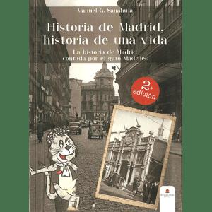 La historia de Madrid contada por el gato Madriles