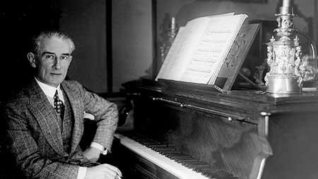 El músico Maurice Ravel, solución de la semana anterior